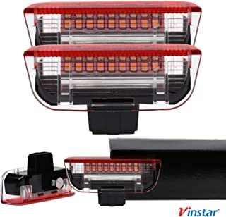 Vinstar 2X LED Kofferraum Beleuchtung kompatibel mit Mercedes Benz W164 X164 C197 W204 X204 W221 W245 W251 W463 W212