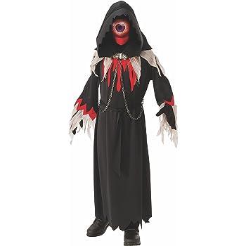 Halloween - Disfraz de Cíclope para niños, infantil 8-10 años ...