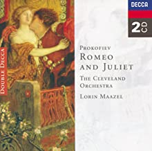 Best romeo and juliet classical Reviews