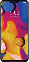LG V40 ThinQ V405 6.4in T-Mobile 64GB Android Smartphone - Aurora Black (Renewed)