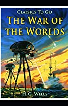 Illustrated The War of the Worlds by H. G. Wells