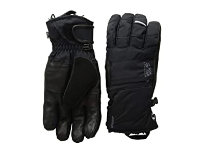 Mountain Hardwear Comet GORE-TEX Gloves (Black) Snowboard Gloves