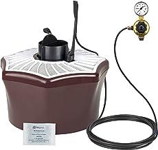 Biogents BG-Mosquitaire CO2 I niszczarka owadów na zewnątrz I zestaw przeciwko wszelkiego rodzaju komarom I w zestawie śro...
