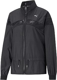 PUMA womens Train Untmd Woven Jacket