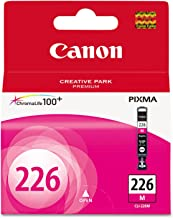 Canon 4548B001AA (CLI-226) Ink Cartridge, Magenta - in Retail Packaging