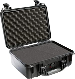 Pelican 1450 Case With Foam (Black)