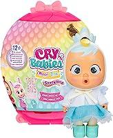 CRY BABIES MAGIC TEARS - Dress Me Up Casetta, Bambolina Sorpresa che Piange Lacrim Vere con Vestiti Intercambiabili,...