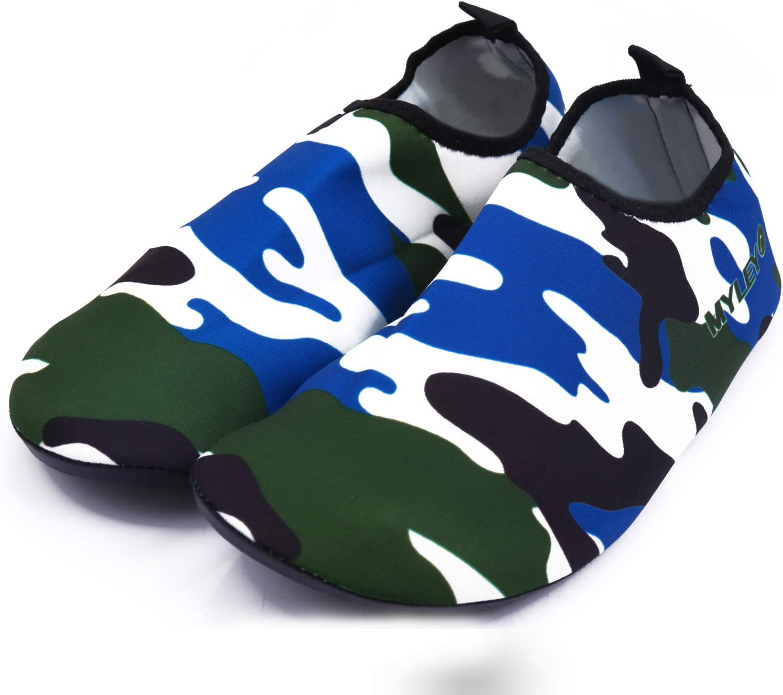 Micnaron Water Socks Aqua Shoes Barefoot Regular store L Durable 67% OFF of fixed price