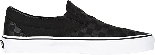 (Checkerboard) Black/Black