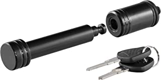 CURT 23518 Black Trailer Hitch Lock 5/8-Inch Pin Diameter Fits 2-Inch Receiver