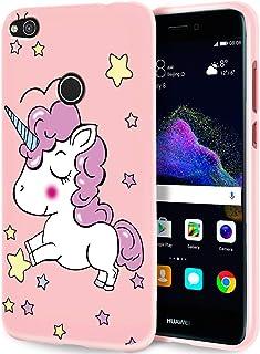 Amazon.it: cover huawei p8 lite unicorno