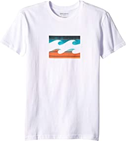 Team Wave Tee (Big Kids)