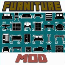 Furniture Mod For Minecraft (Unofficial)