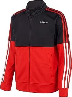 adidas Boys' Iconic Tricot Jacket