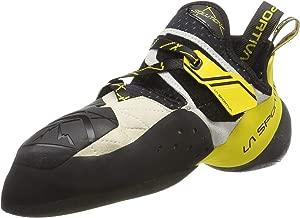 La Sportiva Solution White/Yellow Talla: 36
