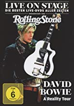 David Bowie - A Reality Tour/Live on Stage [Alemania] [DVD]