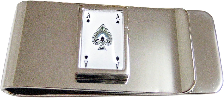 Ace of Spades Money Clip