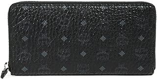 MCM Women's Zip Around Large Wallet
