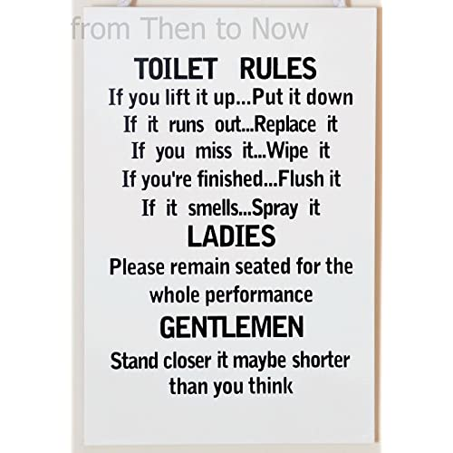 photo about Printable Bathroom Etiquette Signs referred to as Rest room Indication Amusing: