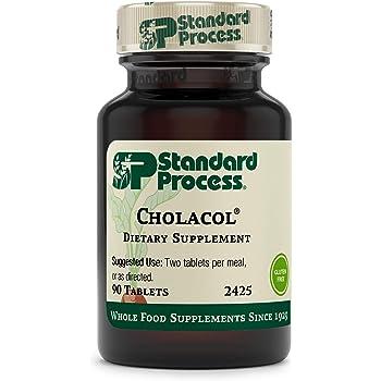 Standard Process - Cholacol - 90 Tablets