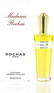 Madame Rochas by Rochas Eau De Toilette Spray 3.3 Ounce Women