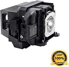 Woprolight ELP88 / V13H010L88 Compatible Lamp with Housing for EPSON PowerLite 955WH 965H 97H 98H 99WH S27 W29 X27 Projectors