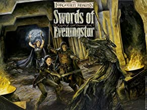 The Swords of Evening Star (Forgotten Realms Novel: Knights of Myth Drannor) by Ed Greenwood (12-Jun-2007) Mass Market Paperback