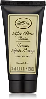 The Art of Shaving After-Shave Balm for Men - Face Moisturizer, Clinically Tested for Sensitive Skin, Unsce...