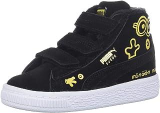 [プーマ] Minions Suede Mid Fur V Inf Ankle-High Fashion Sneaker