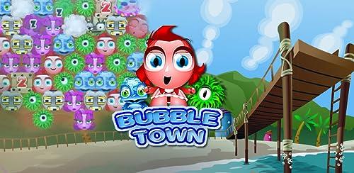 『Bubble Town 2』のトップ画像