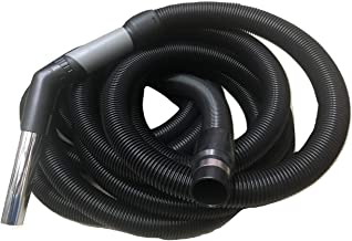 ZVac Compatible 30 Foot Central Vacuum Hose Replacement for Budd. Premium Generic Budd Central Vacuum Cleaner Hose. Lightweight & Easy to Use CVac Hose