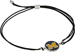 Kindred Cord University of Michigan Bracelet