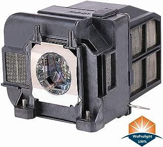HFY marbull Lmp-e212 Remplacement Lampe du projecteur avec Le logement pour Sony Vpl-ew225 Vpl-ew226 Vpl-ew245 Vpl-ew246 Vpl-ew275 Vpl-ew276 Vpl-ex222 Vpl-ex226 Vpl-ex241 Vpl-ex242 Vpl-ex245 Vpl-ex246