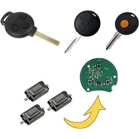 Microtaster Taster Fernbedienung Schlüssel Fernbedienung Taster Micro Smd Taster Autoschlüssel Smart Mp08 Auto