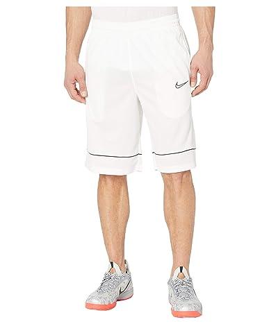 Nike Shorts Fastbreak (White/White/Black) Men