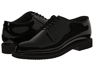 Bates Footwear Lites(r) Black High Gloss (Black) Men
