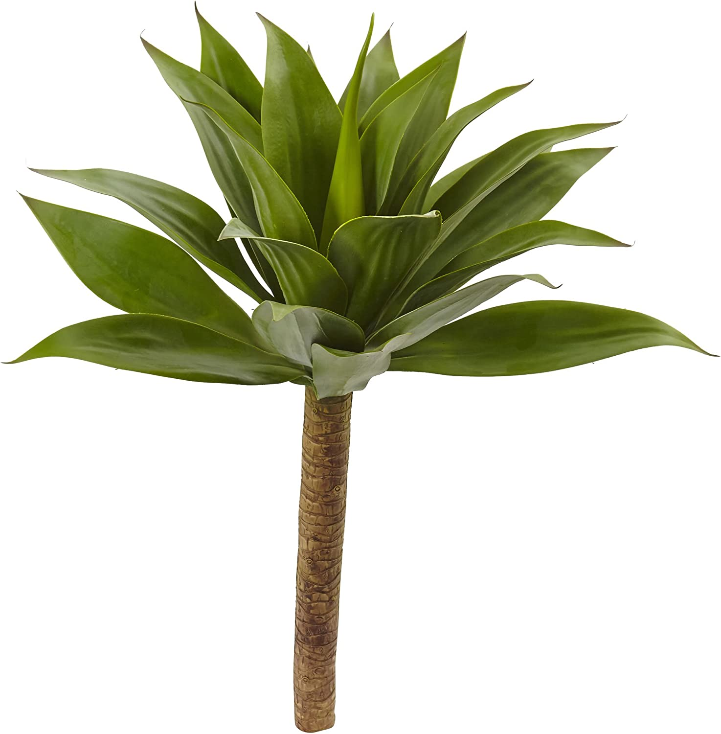 Year-end annual account Nearly Natural Ranking TOP16 Agave Plant with 32