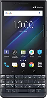 BlackBerry KEY2 LE (Lite) Dual-SIM (64GB, BBE100-4, QWERTZ Keypad) Factory Unlocked 4G Smartphone - International Version ...