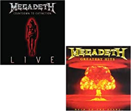 limited edition megadeth live