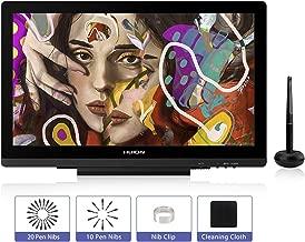 HUION Tableta gráfica con Pantalla, KAMVAS GT-191 V2
