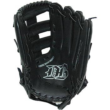 Be Active(ビーアクティブ) 【一般用】ソフトボールグラブ (ブラック) BA-3162