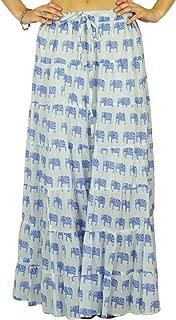 Phagun Beach Maxi Wear Skirt Long Boho Hippie Clothing Maxi Skirt