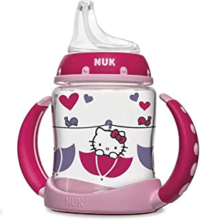NUK Learner Sippy Cup, 5 Ounce (Pack of 1)