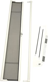 Brisa Retractable Screen Door Finish: White