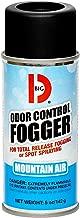 Odor Control Fogger 344, Mountain Air, Covers 6000 Cubic Feet