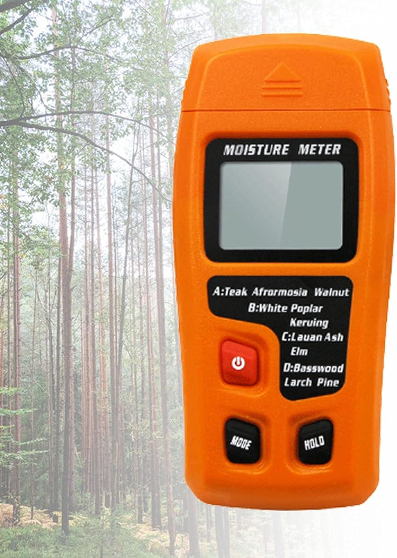 CSYHJRS Digital Wood Moisture Meter Content Handheld Water Austin Mall Test Choice