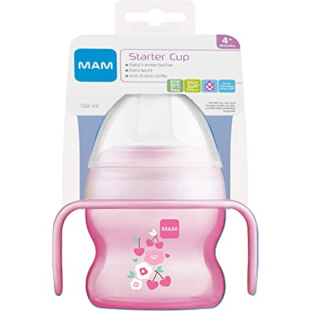 MAM 80861611 Starter Cup Tasse Bleu Nuit 150 ML
