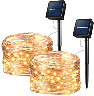 Best christmas solar fairy lights Reviews