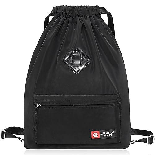 Narwey Ultralight Drawstring Backpack String Bag Cinch Sack for Women and  Men School Sport Gym 2f0c2414b