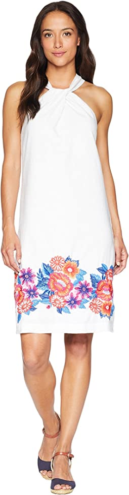 Frieda Floral Halter Dress